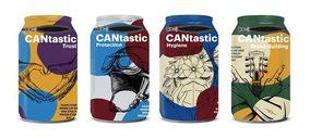 CANtastic, la solución higiénica para latas de bebidas de CCL Label