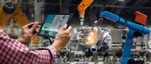Informe 2021 de Robótica y Maquinaria 4.0 en España