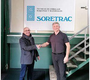 Controlpack adquiere Soretrac