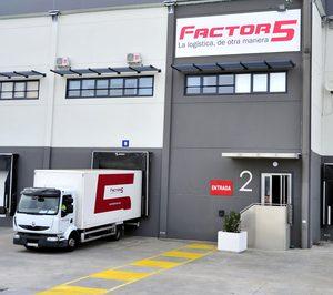 Factor5 pone en marcha el nuevo almacén de Euromadi