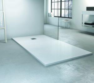 Nuovvo presenta Gravitzero, su plato de ducha más ligero