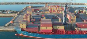 El tráfico portuario descendió un 6,2% en el mes de febrero