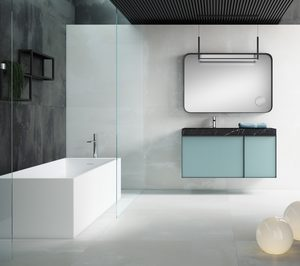 Decosan lanza la colección de muebles de baño Play