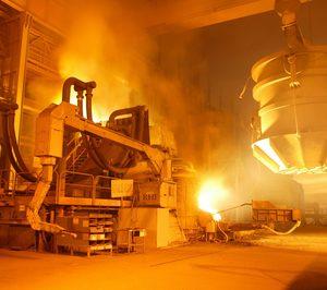 La siderurgia española recortó un 18% su producción en 2020