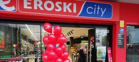 Eroski mantiene su fuerza en País Vasco y Navarra