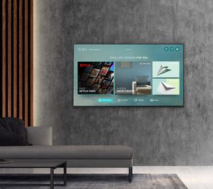 LG refuerza su acuerdo con Netflix para ofrecer contenidos en los LG Smart Hotel TV