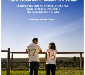 Eas Electric reúne a Joaquín Sánchez y a Aitor Puerta en el cortometraje 'SMART'
