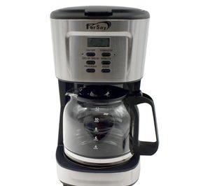 Fersay lanza una cafetera programable para café molido