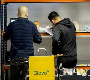 Glovo completa una nueva ronda de financiación de 450 M