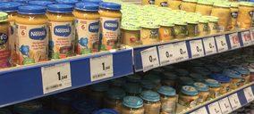 Nestlé agita su división de alimentación infantil en España