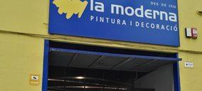 Pinturas La Moderna abre dos nuevos establecimientos