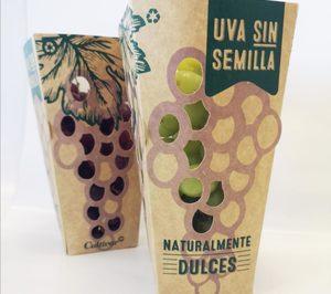 Cultivar, uvas sin pepita en packaging de conveniencia y sostenible