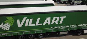 Villart Logistic se apoya en la digitalización para seguir creciendo