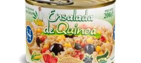 Conservas Huertas consolida su posición en platos con nuevos lanzamientos