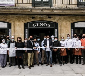 Ginos inaugura un nuevo restaurante, tras clausurar 16 unidades en el último año
