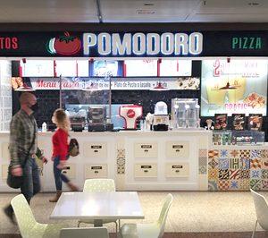 Pomodoro estrena dos locales en nuevos mercados y posicionamientos