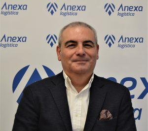 La transitaria Anexa refuerza su división logística con el nombramiento de Javier Montoro