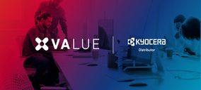 Nace el mayorista Value para reforzar la presencia de Kyocera en el área de servicios