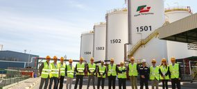 Vopak Terquimsa prepara la apertura de la tercera fase de sus instalaciones en el Puerto de Tarragona