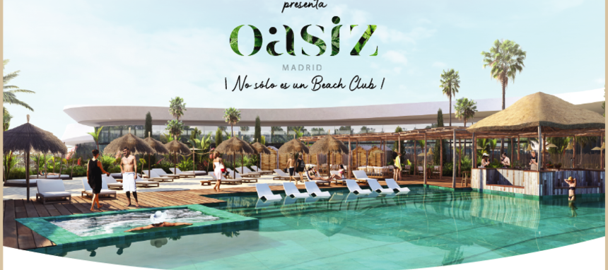 Open Sky es ahora Oasiz Madrid, abre en septiembre y la Fnac sigue en el proyecto