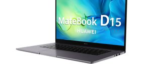 Huawei continúa su expansión en el segmento de portátiles y lanza HUAWEI MateBook D 15 2021