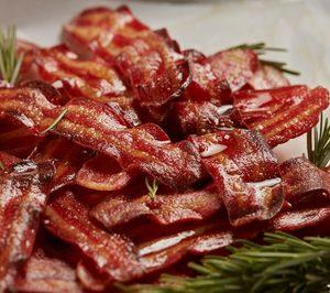 Indukern desarrolla un bacon de origen vegetal