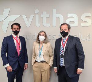 Vithas firma un acuerdo con Common MS para la transformación digital de sus centros y procesos