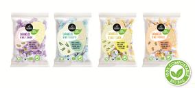 Muria BIO lanza caramelos de miel ecológica con envase 100% compostable