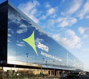 Los aeropuertos ya mueven un 27,2% más de mercancías