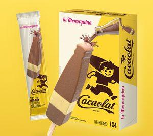 La Menorquina suma un nuevo acuerdo de cobranding con Cacaolat
