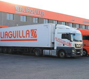 Grupo Aliaguilla expande su presencia en España y da el salto al transporte hortofrutícola hacia Europa