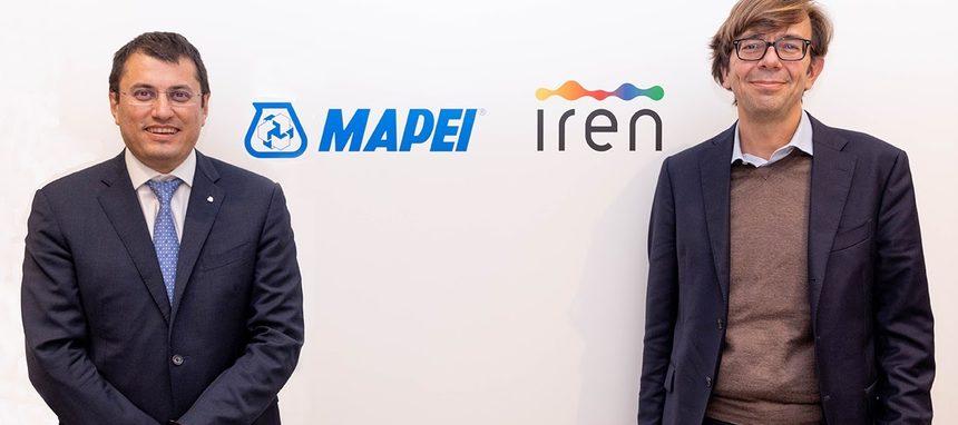 Mapei e Iren se alían para reutilizar polímeros reciclados en las infraestructuras viales
