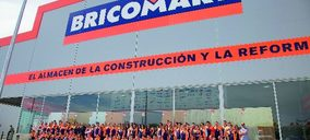Bricomart ultima apertura e inicia la construcción de dos proyectos