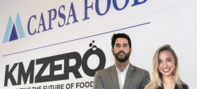 KM Zero Food Innovation Hub y CAPSA FOOD se alían para impulsar startups