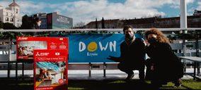 Mitsubishi Electric dona purificadores de aire a la Asociación Down España