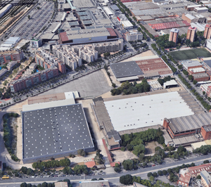 Conren Tramway levantará 1.450 casas en la antigua Mercedes-Benz de Barcelona