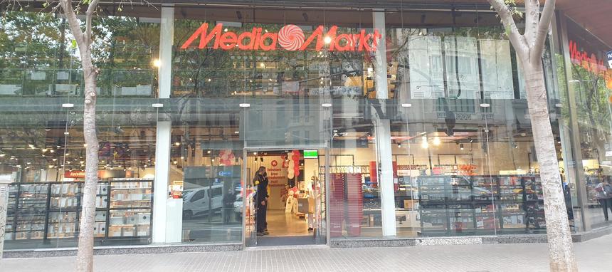 MediaMarkt refuerza su presencia en Barcelona tras estrenarse en Sant Antoni