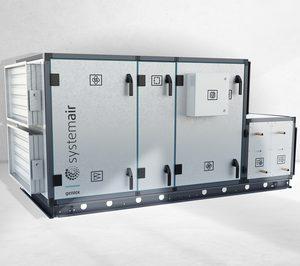 Systemair España presenta nueva unidad de tratamiento de aire