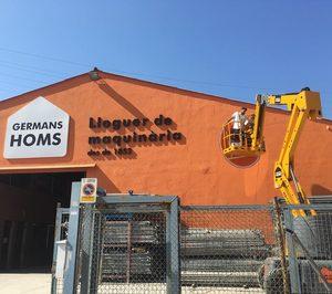 Germans Homs abre su primera tienda urbana