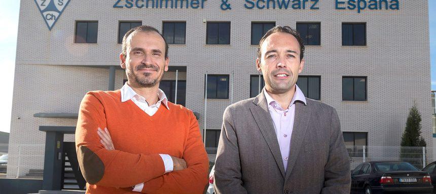 Zschimmer & Schwarz España instalará una planta solar para reducir su huella de carbono