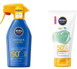 Nivea Sun avanza en sostenibilidad con nuevas fórmulas y packaging