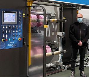 Emsur Polonia instala un equipo de Enprom