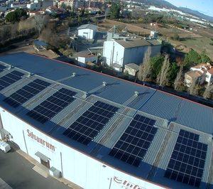 LAvellanera apuesta por la energía fotovoltaica