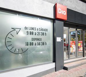 DIA rebaja ventas en España un 1,4% en el primer trimestre