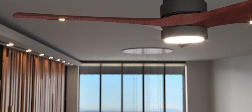 Cecotec amplía su gama de ventiladores de techo