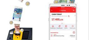 Prosegur y Santander lanzan un servicio de gestión de efectivo