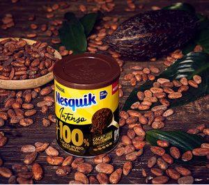 Nesquik lanza el soluble 100% cacao
