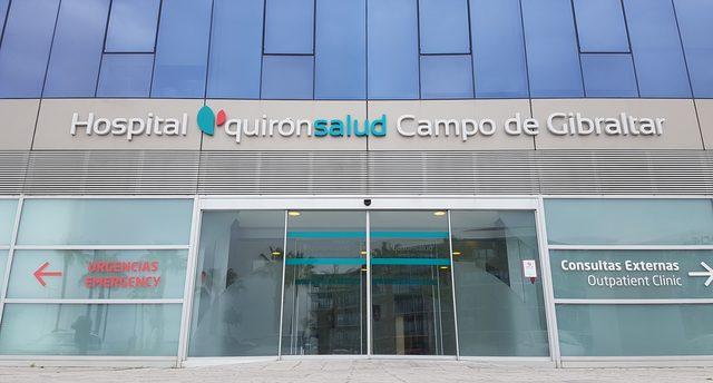 Informe 2021 de Grupos de Hospitales en España