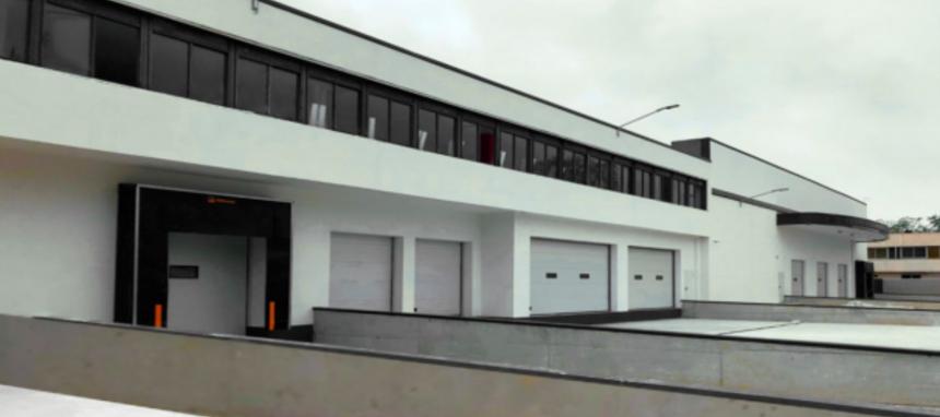 UNEI invierte 6 M en sus nuevas instalaciones logísticas en Sevilla