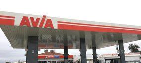 Eroski y Avia afianzan su acuerdo de expansión para Rapid